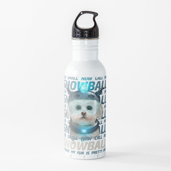 Snowball (Snuffles) - Rick and Morty™ Water Bottle