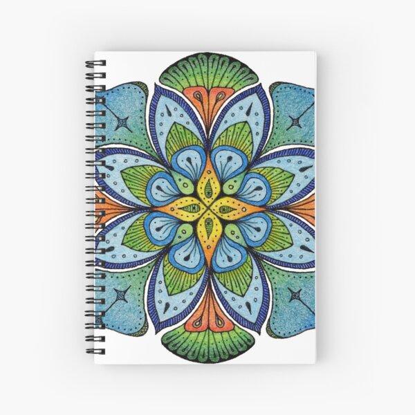 Bulbs - pencil coloured Spiral Notebook
