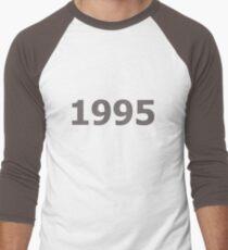 DOB - 1995 Men's Baseball ¾ T-Shirt