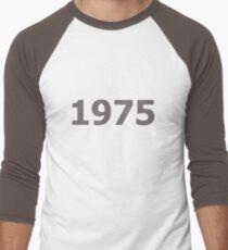 DOB - 1975 Men's Baseball ¾ T-Shirt