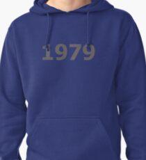 DOB - 1979 Pullover Hoodie