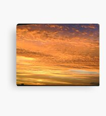 everyday rewards... Canvas Print