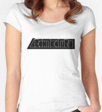 Architecture Women's Fitted Scoop T-Shirt
