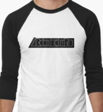 Architecture Men's Baseball ¾ T-Shirt