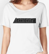 Architecture Women's Relaxed Fit T-Shirt