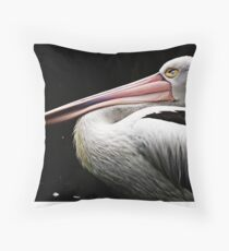 Wake Me For Dinner Throw Pillow