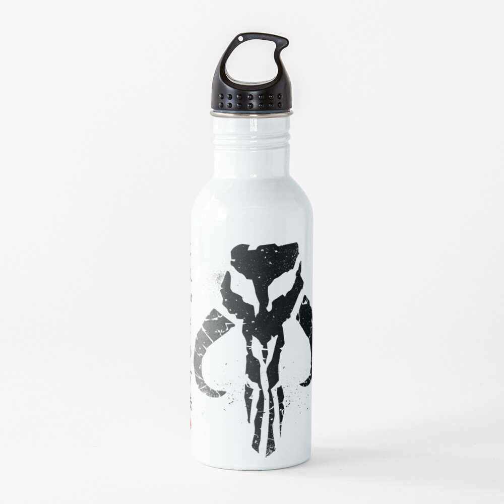 This is the Way (Kanji Style) Water Bottle