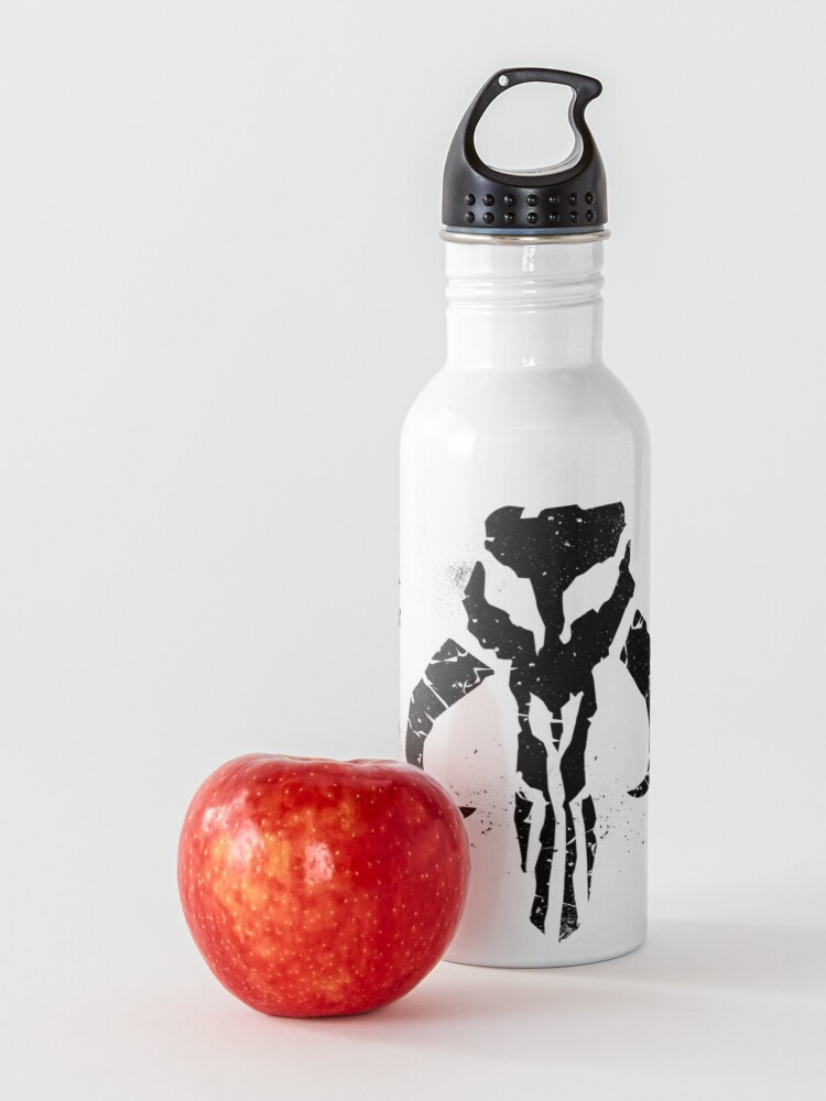 Alternate view of This is the Way (Kanji Style) Water Bottle