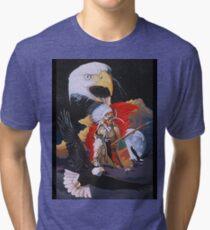 Eagle Warrior Tri-blend T-Shirt