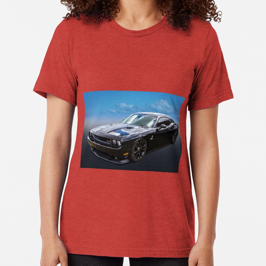 New Challenger Tri-blend T-Shirt