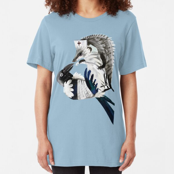 Animal´s hospital Camiseta ajustada