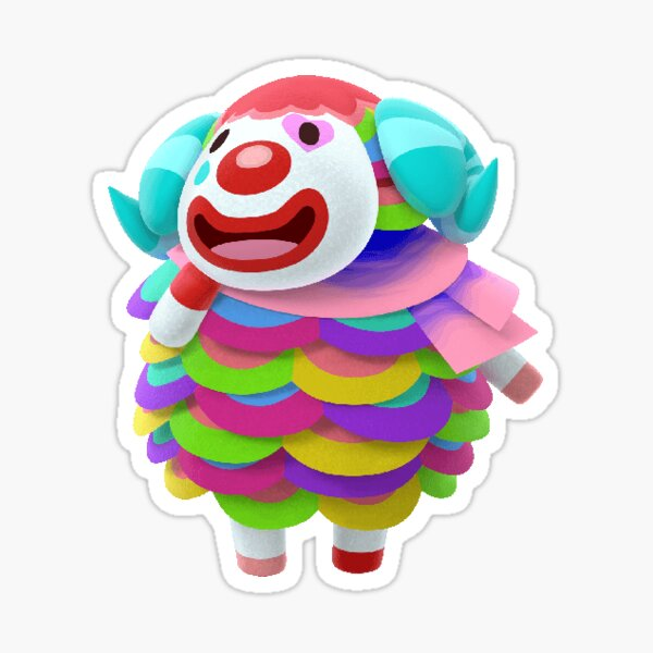 pietro the clown  Sticker