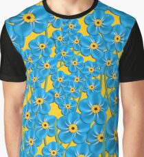Forget me nots Graphic T-Shirt