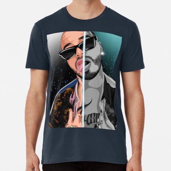 JBALVIN - COLOMBIAN SINGER ILUMINATI one Premium T-Shirt