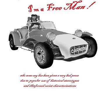 Free Man Bad Press by Radwulf