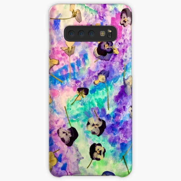 Pansy Party Samsung Galaxy Snap Case
