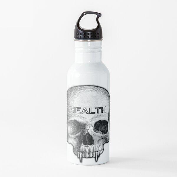 HEALTH GOTH.  Water Bottle