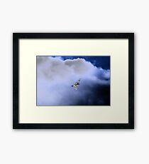 Airshow windermere Framed Print