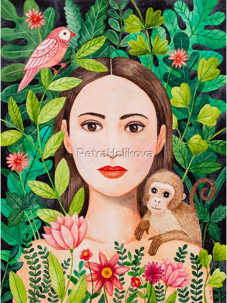 Jungle by PetraHolikova