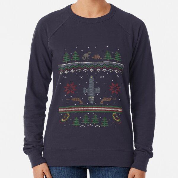 Ugly Firefly Christmas Sweater Lightweight Sweatshirt