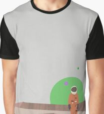 Marooned Astronaut (alone 2015) Graphic T-Shirt