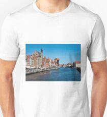 Gdansk ( Danzig ) - Poland   Unisex T-Shirt