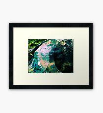 Divide and Multiply Framed Print