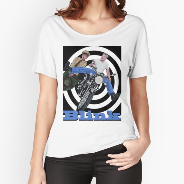 BLINK  Relaxed Fit T-Shirt