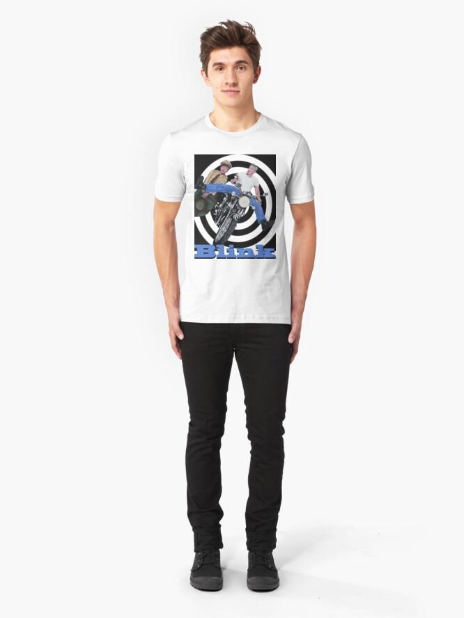Alternate view of BLINK  Slim Fit T-Shirt