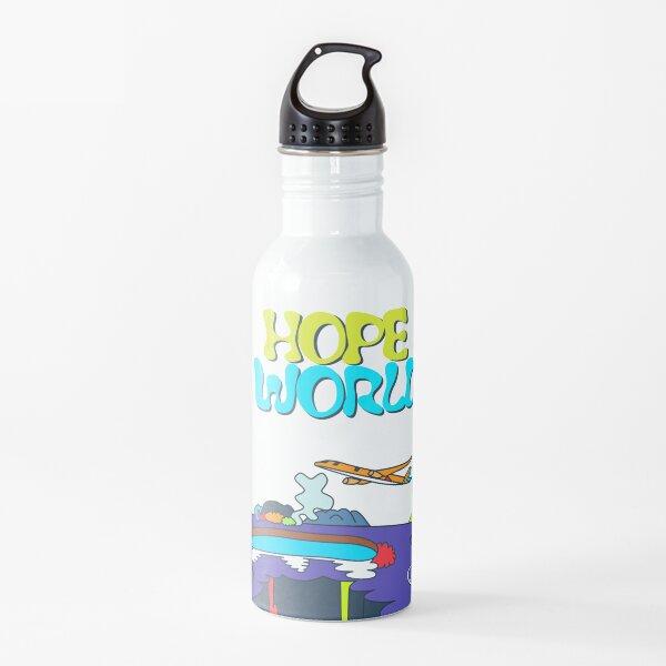 J-Hope Hope World Album Art Botella de agua