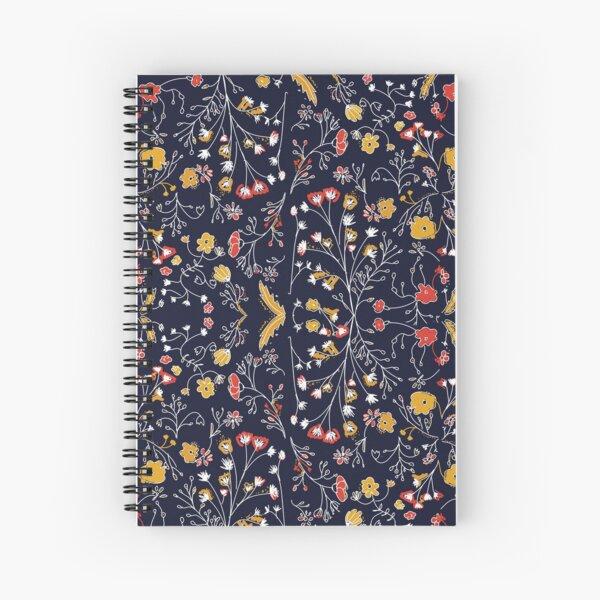 Dark Fantasy Spiral Notebook