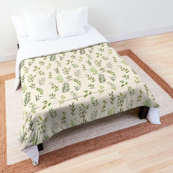 Leaf Pattern Comforter