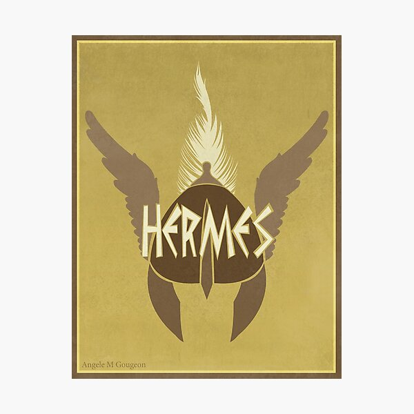 Hermes Photographic Print