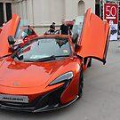 McLaren  by brendanscully