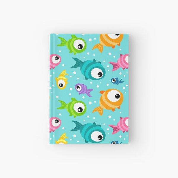 Tropical Aquarium Hardcover Journal