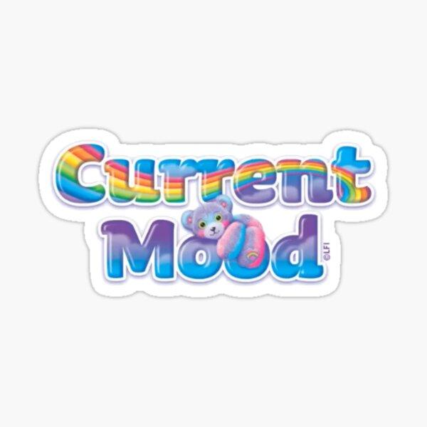 Current Mood Sticker
