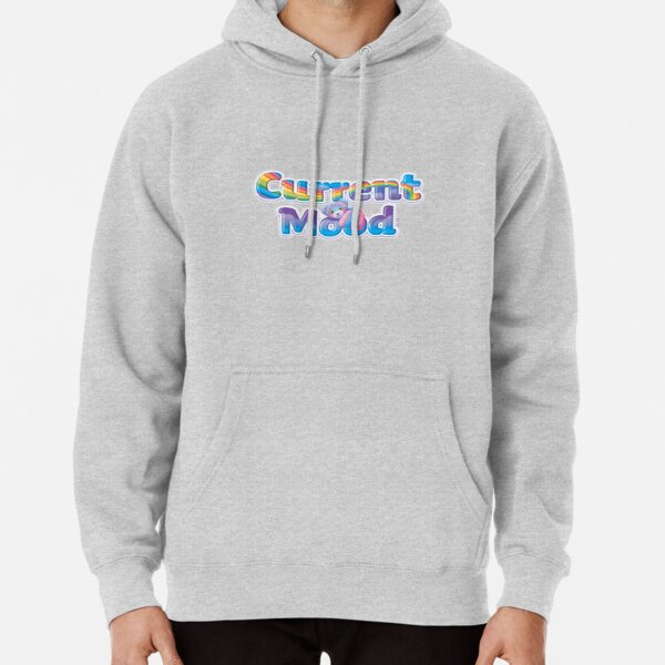Current Mood Pullover Hoodie