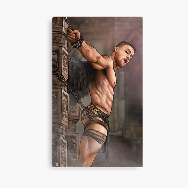 The Bound Lord Canvas Print