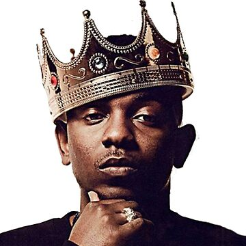 KING KENDRICK - WHITE by urbanhierarchy