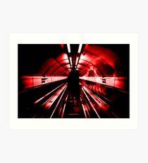 Dark Passenger Art Print