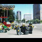 Lego Bodyguards 3 by Shobrick