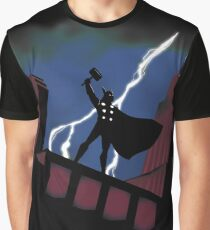 Asgard The Animated Series Graphic T-Shirt