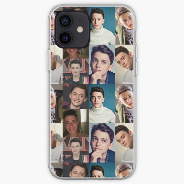 Noah Schnapp  iPhone Soft Case
