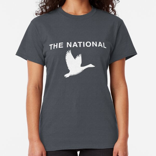 The National - The Geese of Beverly Road Classic T-Shirt