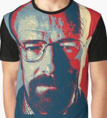 Walter White For President Graphic T-Shirt