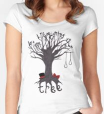The Hanging Tree Women's Fitted Scoop T-Shirt