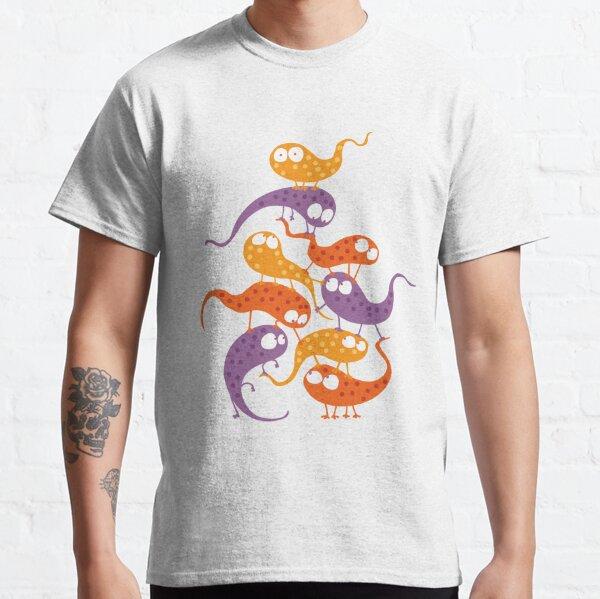 Dotted gekko pile Classic T-Shirt