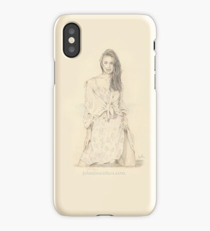 Elise iPhone Case