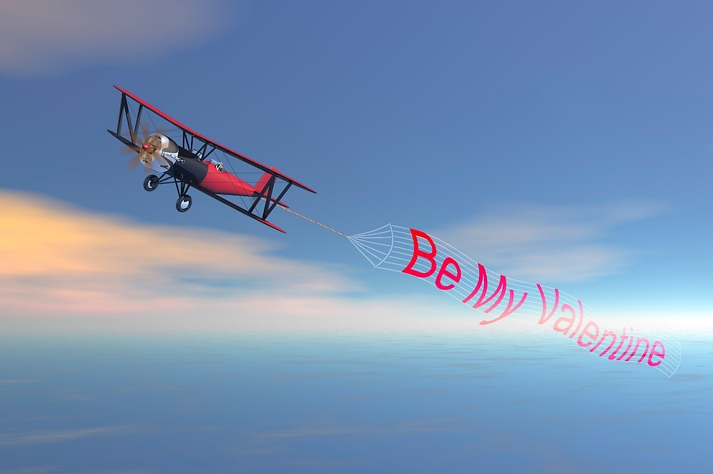 Be My Valentine by Carol and Mike Werner