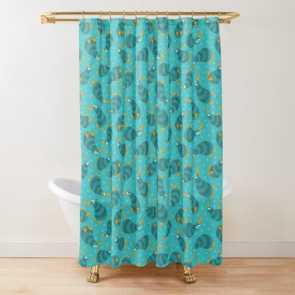Kameeri birds Shower Curtain